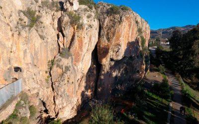 La Raja del Caballo, otro yacimiento de Las Cuevas de La Araña
